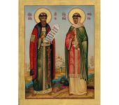 Молитва ко святым благоверным князем Петру и Февронии, Муромским