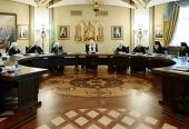 Высший Церковный Совет утвердил тему и регламент проведения XXIII Международных Рождественских чтений