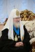 Патриарший визит в Белоруссию. Вручение Предстоятелю Русской Церкви ордена Дружбы народов Президентом Республики Беларусь