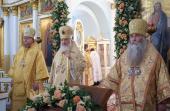 Проповедь Святейшего Патриарха Кирилла в неделю мясопустную, о Страшном Суде, в храме Успения Пресвятой Богородицы в Косино
