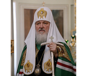 Слово Святейшего Патриарха Кирилла после Литургии в неделю сыропустную в Троицком соборе Данилова монастыря
