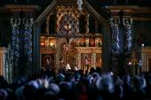 Слово Святейшего Патриарха Кирилла после великого повечерия во вторник первой седмицы Великого поста в Троице-Сергиевой лавре