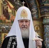 Проповеди Святейшего Патриарха Кирилла на первой седмице Великого поста 2013 года