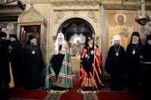 Слово Святейшего Патриарха Кирилла в день памяти святителя Филиппа, митрополита Московского, в Успенском соборе Московского Кремля