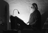 В понедельник первой седмицы Великого поста Святейший Патриарх Кирилл молился за уставным богослужением в Богородице-Рождественском ставропигиальном монастыре