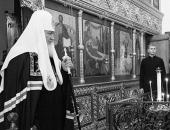 Проповедь Святейшего Патриарха Кирилла в понедельник первой седмицы Великого поста в Богородице-Рождественском монастыре