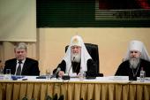 Выступление Святейшего Патриарха Кирилла на Ставропольском форуме Всемирного русского народного собора