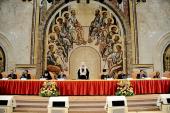 Слово Святейшего Патриарха Кирилла на торжественном акте, посвященном 20-летию Православного Свято-Тихоновского гуманитарного университета