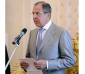 Приветственное слово министра иностранных дел России С.В. Лаврова на Пасхальном приеме в МИДе
