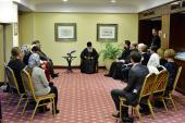 Состоялась встреча Святейшего Патриарха Кирилла с проживающими в Стамбуле соотечественниками