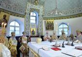 Предстоятели Православных Церквей молятся о примирении на Украине и преодолении раскола