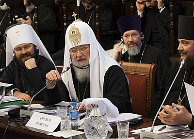 Святейший Патриарх Кирилл: Предстоящий Всеправославный Собор — событие исторической важности