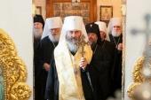 Митрополит Черновицкий Онуфрий: То, что происходит сейчас — испытание нашей любви к Богу и ближнему