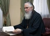 От аскетики до фэнтези. Интервью с митрополитом Калужским и Боровским Климентом