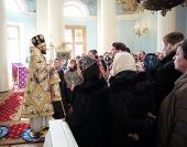Митрополит Волоколамский Иларион: Всеправославный Собор должен стать фактором единства Православной Церкви