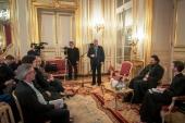 В Париже состоялась презентация французского перевода книги Святейшего Патриарха Кирилла «Тайна покаяния»