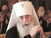 Удовлетворено прошение митрополита Санкт-Петербургского Владимира о почислении на покой
