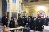 В столице Дагестана состоялось ежегодное собрание духовенства Махачкалинской епархии
