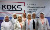 Сестры Свято-Димитриевского сестричества милосердия в рамках медицинской конференции в Москве провели мастер-классы по уходу за пациентами