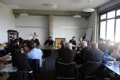 Митрополит Волоколамский Иларион выступил на семинаре на тему «Первенство во Вселенской Церкви» во Фрибургском университете (Швейцария)