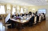 Состоялось пятое заседание Координационного комитета по поощрению социальных, образовательных, культурных и иных инициатив под эгидой Русской Православной Церкви
