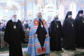 Митрополит Астанайский и Казахстанский Александр возглавил в Костроме торжества по случаю праздника Феодоровской иконы Божией Матери