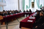 Круглый стол «Старый обряд в жизни Русской Церкви» состоялся в Белгородской области