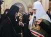 Посещение Святейшим Патриархом Кириллом Алексеевского ставропигиального монастыря