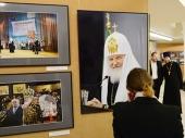 В Челябинске состоится открытие фотовыставки, посвященной пятилетию интронизации Святейшего Патриарха Московского и всея Руси Кирилла