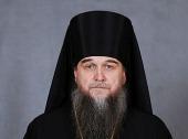 Патриаршее поздравление епископу Рыбинскому Вениамину с 60-летием со дня рождения