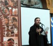 Представитель Русской Православной Церкви принял участие в церемонии открытия I Московского межконфессионального Пасхального марафона