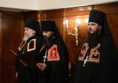Слово архимандрита Игнатия (Бузина) при наречении во епископа Армавирского и Лабинского