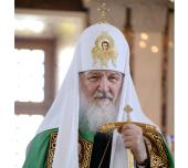 Проповедь Предстоятеля Русской Церкви после Литургии в неделю жен-мироносиц в Ново-Тихвинском монастыре г. Екатеринбурга