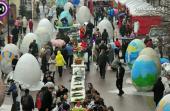 В течение Светлой седмицы в Москве пройдет ряд Пасхальных мероприятий