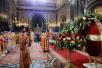 Патриаршее служение в праздник Светлого Христова Воскресения в Храме Христа Спасителя