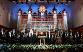 Святейший Патриарх Кирилл принял участие в церемонии открытия XIII Московского Пасхального фестиваля