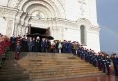 Соборному храму Вознесения Господня г. Новочеркасска присвоен статус Патриаршего войскового всеказачьего собора