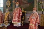 Местоблюститель Киевской митрополичьей кафедры возглавил торжества по случаю 75-летия митрополита Симферопольского и Крымского Лазаря