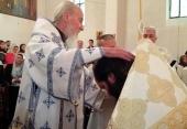 Иеромонах Николай (Ольховский), избранный епископом Манхэттенским, возведен в сан архимандрита