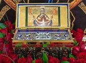 В Казахстан принесен ковчег с частицей Пояса Пресвятой Богородицы