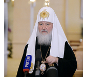 Святейший Патриарх Кирилл: Церковь вносит вклад в укрепление подлинной дружбы между народами