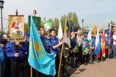 В канун Дня Победы в Москве пройдет Георгиевский парад «Дети победителей»