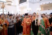 Святейший Патриарх Кирилл: Китайская Православная Церковь имеет большой потенциал к укреплению нравственных начал в жизни своего народа и развитию отношений между Китаем и Россией