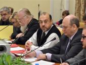 В Общественной палате РФ прошли слушания, посвященные теме «Священнослужители в армии»