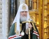 Святейший Патриарх Кирилл: «Мое сердце с Одессой, оплакивающей своих детей»