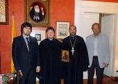 Начата подготовка к проведению в Греции в 2015 году греческо-российского православного молодежного форума
