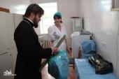 Во всех храмах Одесской епархии организован сбор средств для оказания помощи семьям погибших и пострадавшим в трагедии 2 мая