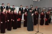 В Магнитогорске открылась фотовыставка, посвященная пятилетию интронизации Святейшего Патриарха Кирилла