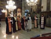 На зарубежных приходах Русской Православной Церкви совершены молебны о мире на Украине