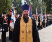 Протоиерей Сергий Привалов: Священники пришли в войска не ради денег и славы